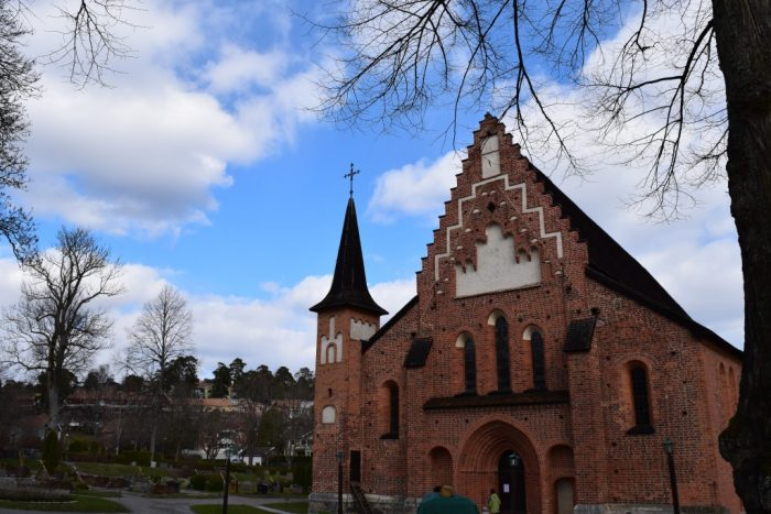 Mariakyrkan, Sigtuna, Uppland, Sweden