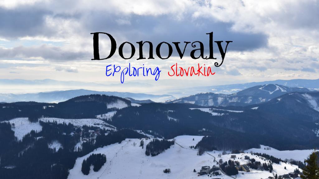 Exploring Slovakia – Donovaly, Banskobystrický kraj