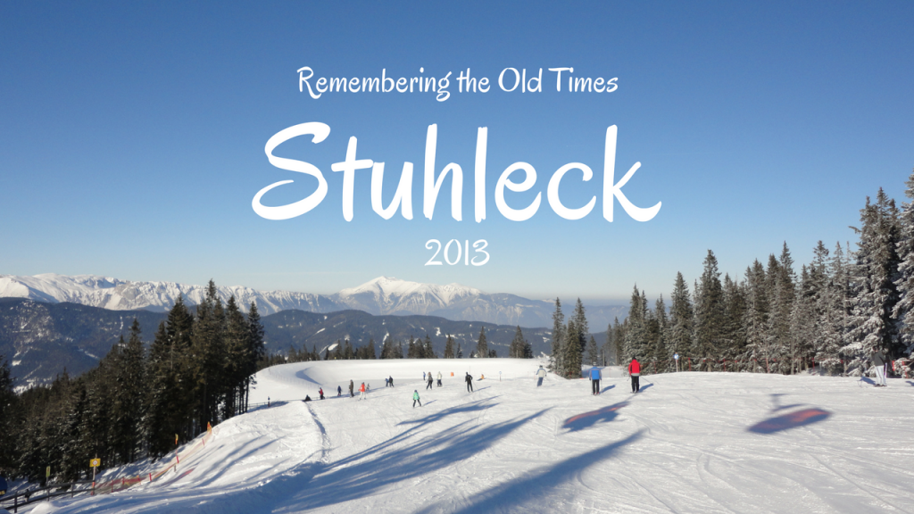Remember the Old Times – Stuhleck 2013