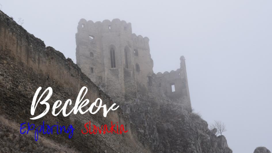 Beckov, Slovakia, Exploring Slovakia