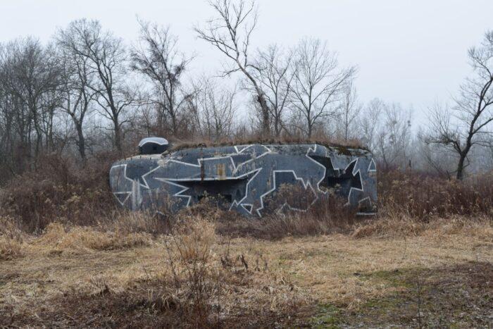 "Sights in Bratislava, Bunker BS-2 ""Mulda, Slovakia"