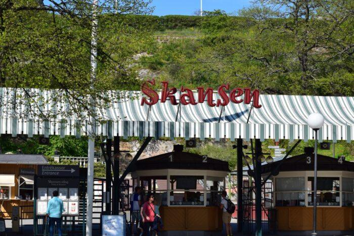Skansen, Djurgården, Stockholm, Sweden