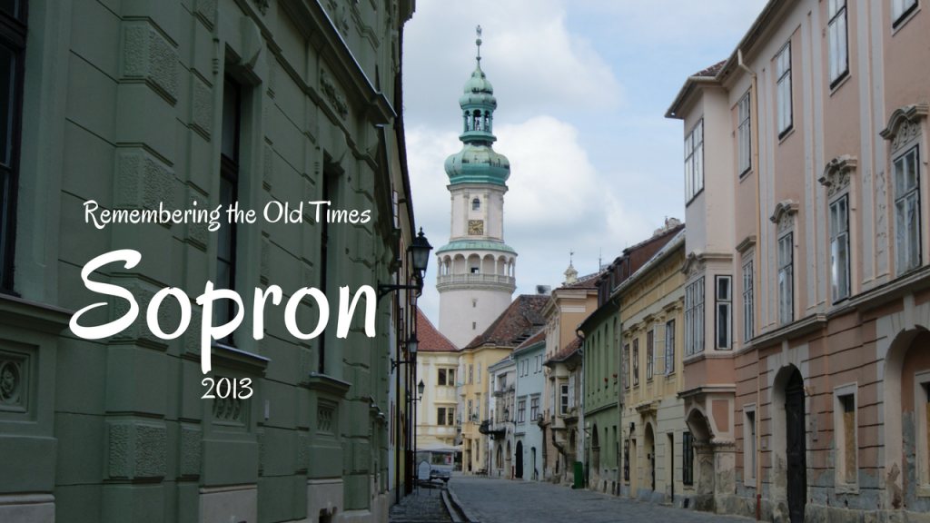 Remembering the Old Times – Sopron 2013
