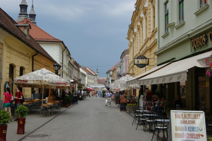 Eger, Hungary, 2013