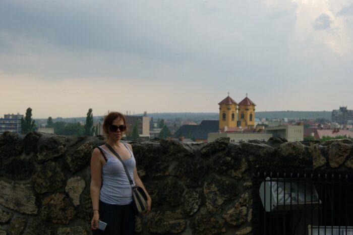 Susann, Eger Castle, Eger, Hungary, 2013
