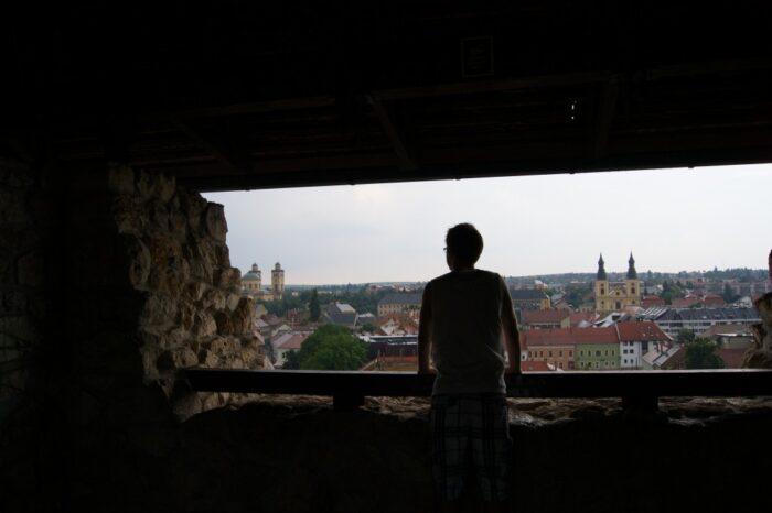 Jesper, Eger Castle, Eger, Hungary, 2013