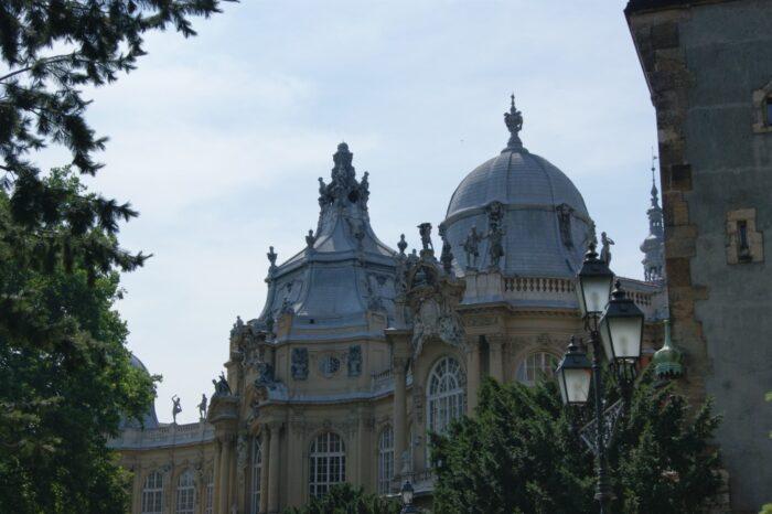 Vajdahunyad Castle, Városliget,City Park, Budapest, Hungary, 2013