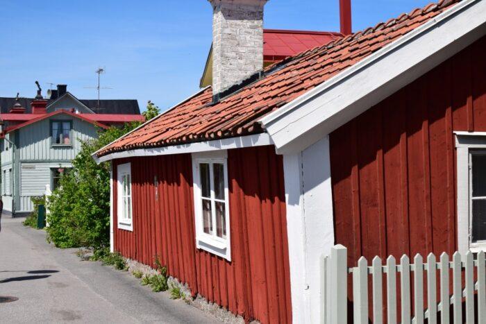 Åbladsstugan, Östra Långgatan, Trosa Sweden