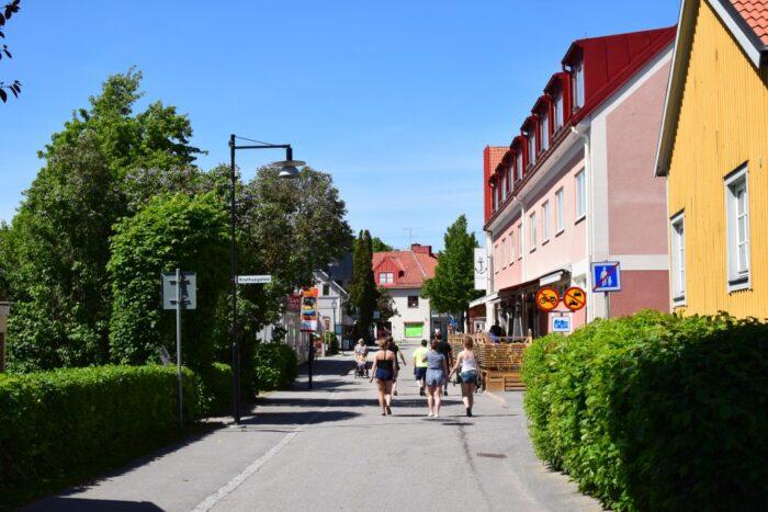 Östra Långgatan, Trosa Sweden