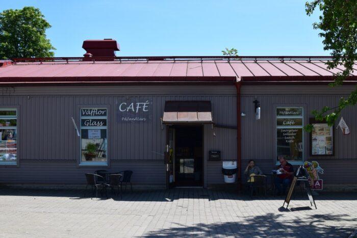 Café, Kaffe, Trosa, Sweden