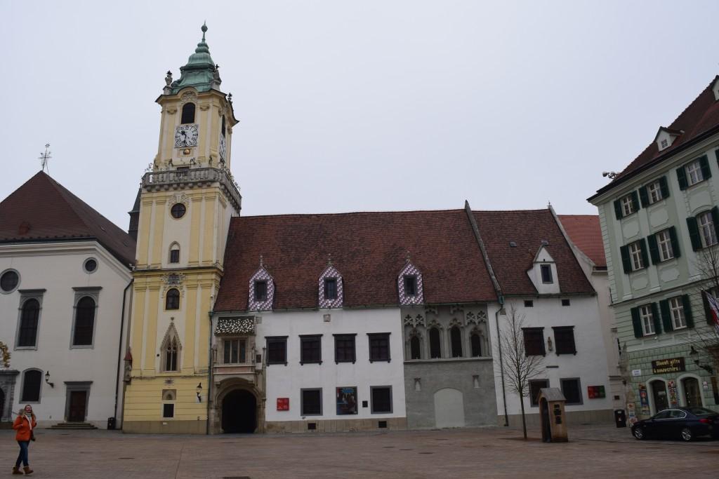 Stará radnica, Old Town Hall, Bratislava, Slovakia