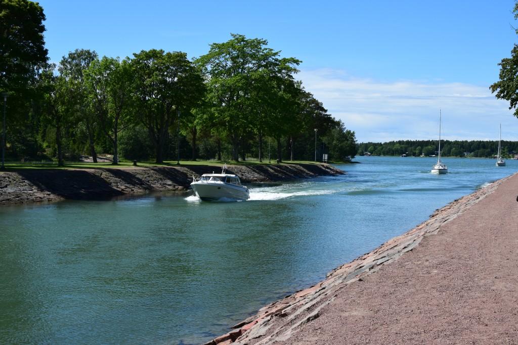 Lemström Canal, Lemströms kanal, Lemland, Jomala, Sights on Åland