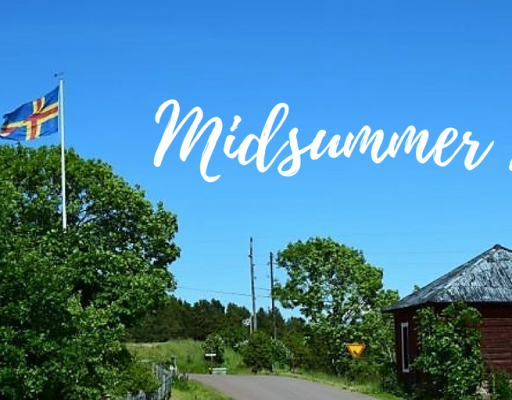 Midsummer 2017 on The Åland Islands