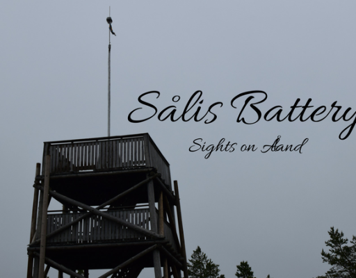 Sights on Åland – Sålis Battery