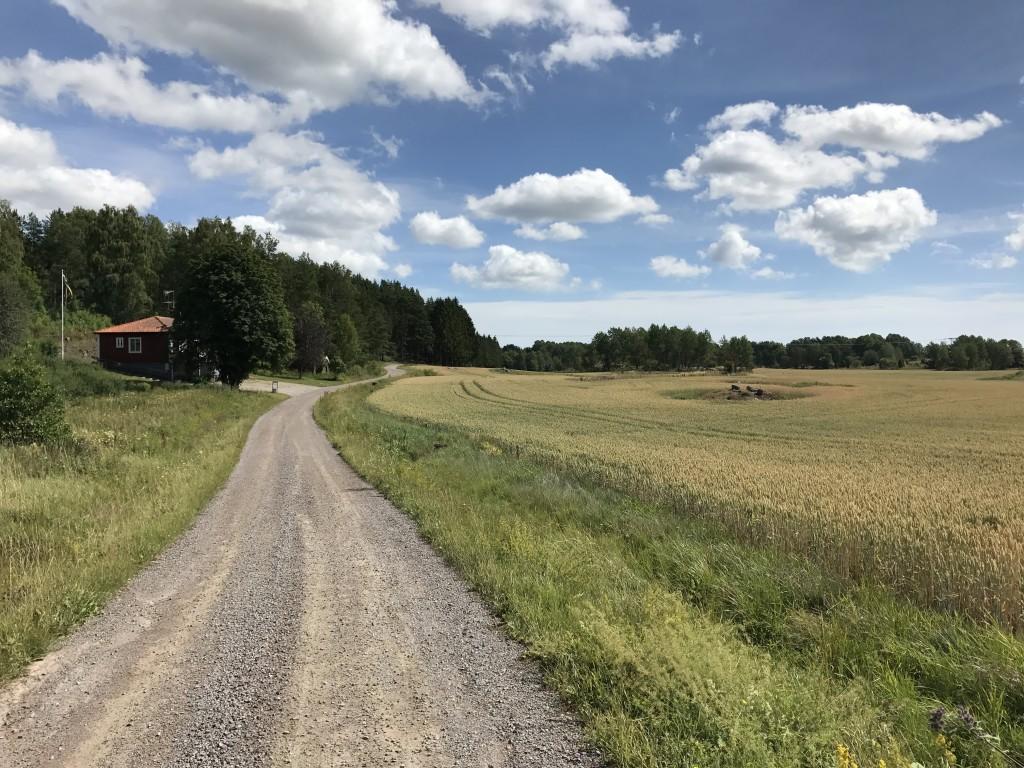 Lundbyvägen, Lundby, Vagnhärad, Sweden