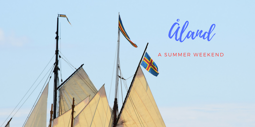 A Summer weekend on Åland