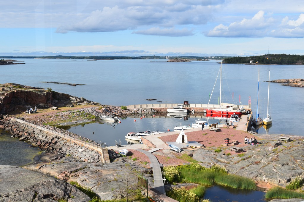 Harbor, Hamn, Kobba Klintar, Åland, Finland