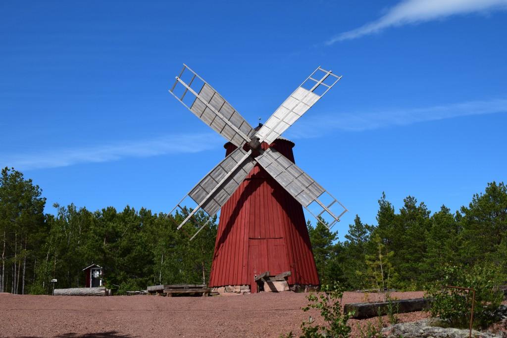 Sågkvarn, Sawmill, Lumparby, Lumparland, Åland, Krickulla