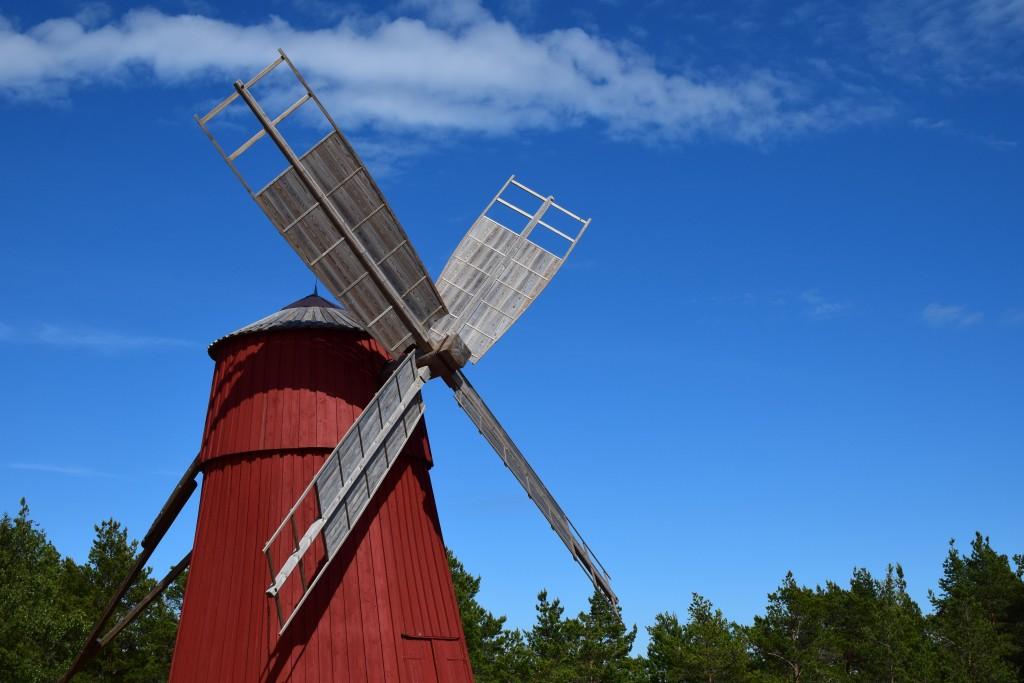 Sågkvarn, Sawmill, Lumparby, Lumparland, Åland