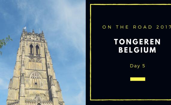 On the Road 2017, Tongeren, Belgium
