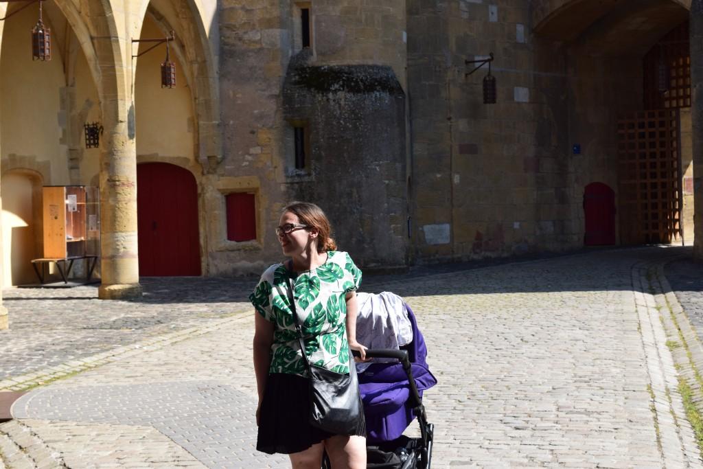 Susann, Porte des Allemands, Metz, France
