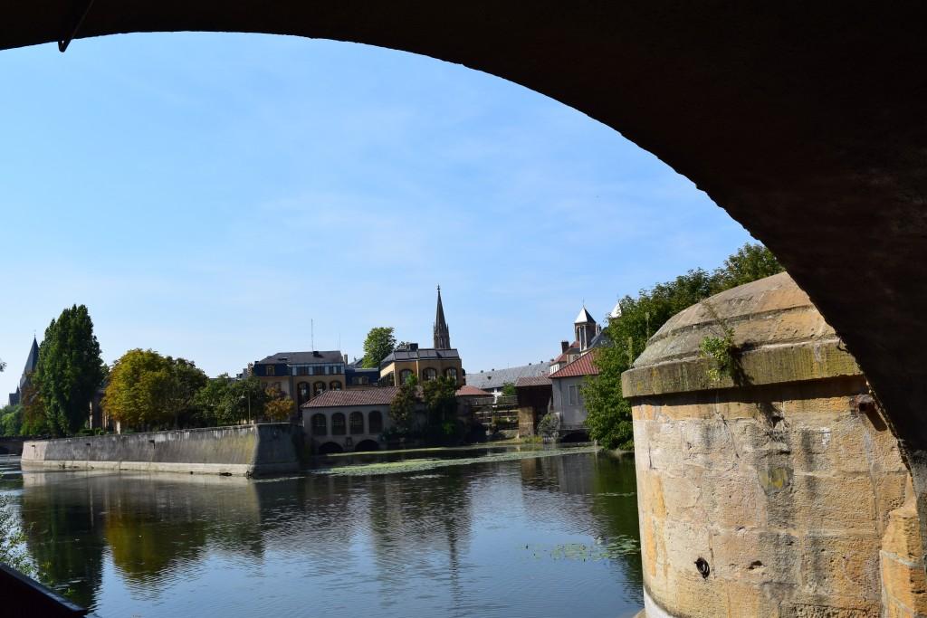 Moselle, Metz, France
