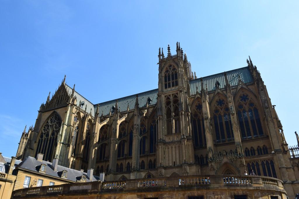 Cathédrale de Metz, Metz, France