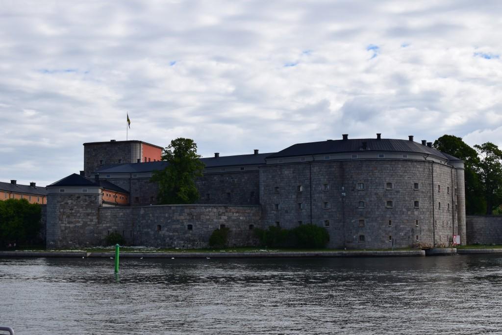 Vaxholms fästning, Vaxholm, Stockholm, Uppland, Exploring Sweden