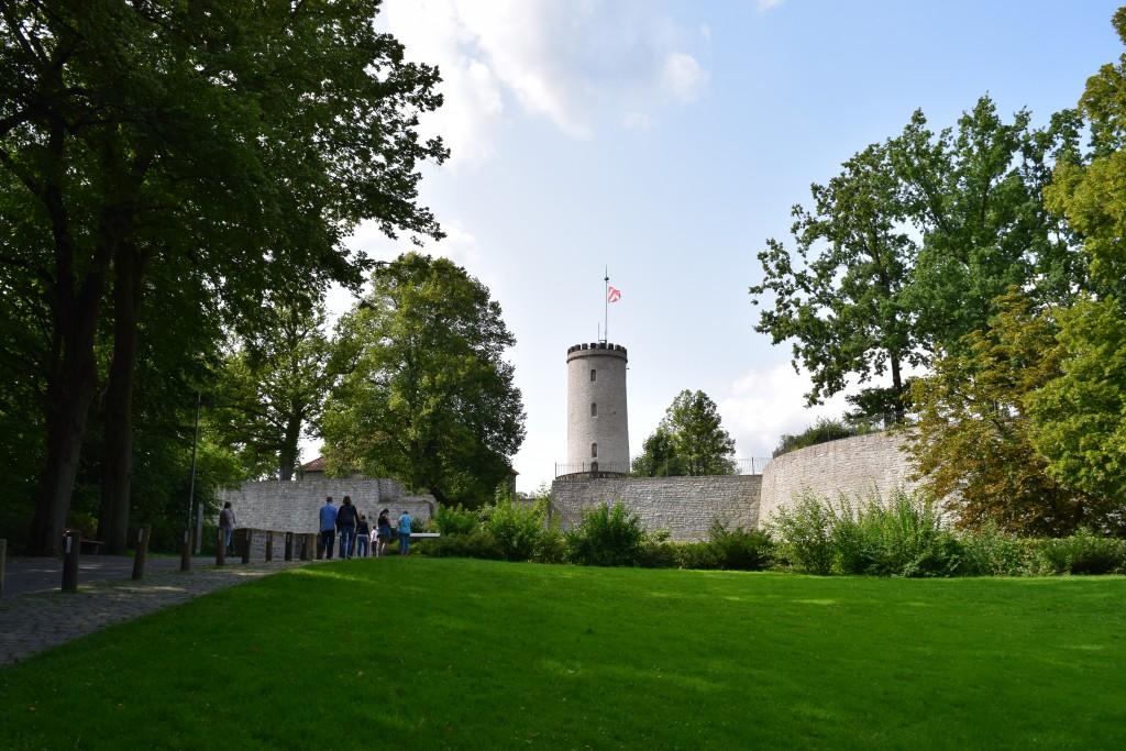 Sparrenberg Castle, Bielefeld, Germany