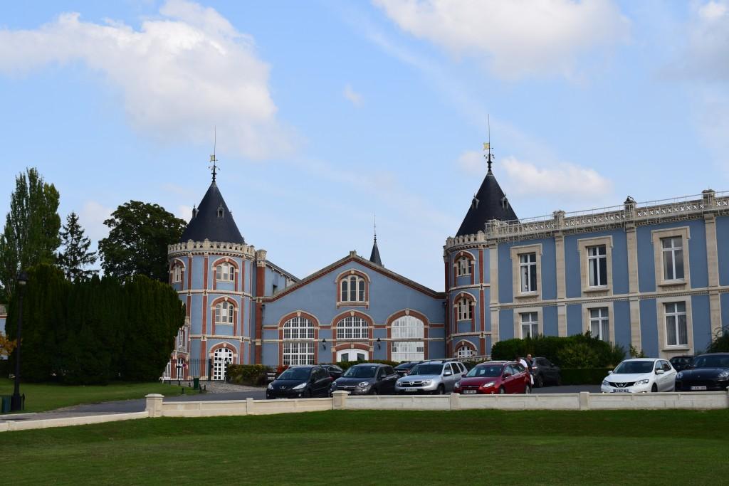 Domaine Vranken Pommery, Reims, France