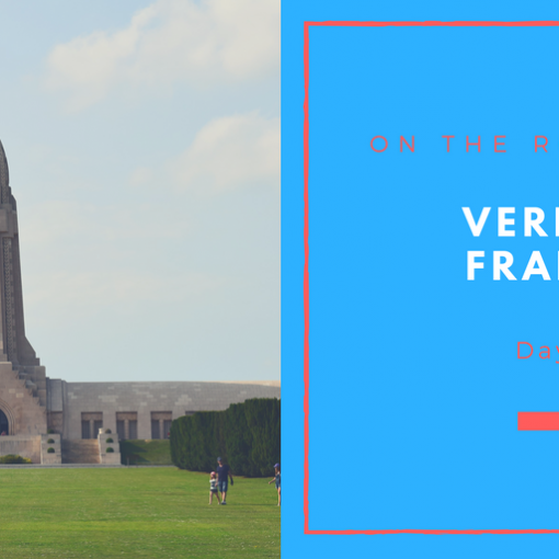 On the Road 2017, Verdun, France