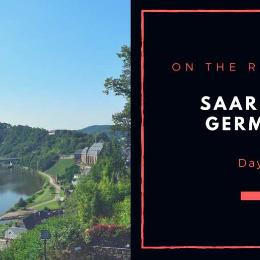 On the Road 2017, Saarburg, Germany