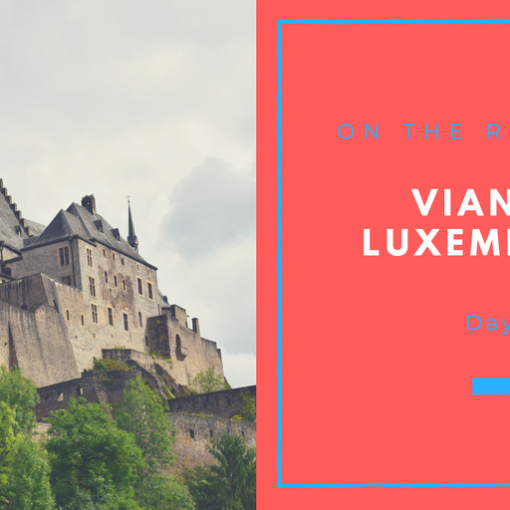 On the Road 2017, Vianden, Luxembourg