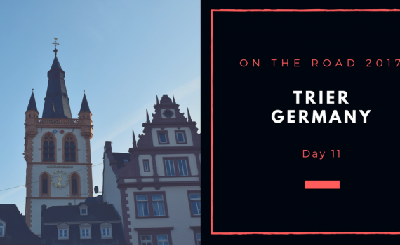 On the Road 2017, Trier, Germany