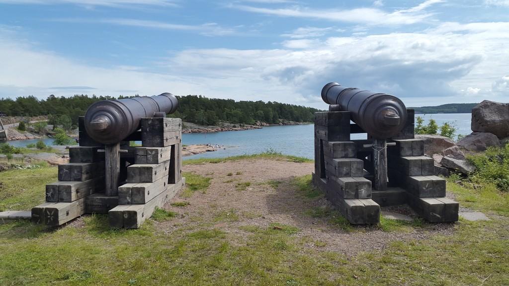 Fortress of Bomarsund, Sights on Åland, Sund, Bomarsundsfästning, Finland, Suomi