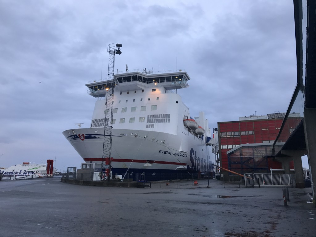On the Road 2017, Frederikshavn, Denmark, Stena Jutlandica, Stena Line