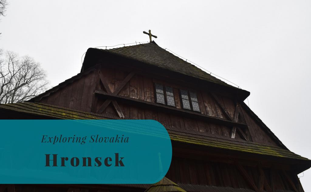 Exploring Slovakia - cover