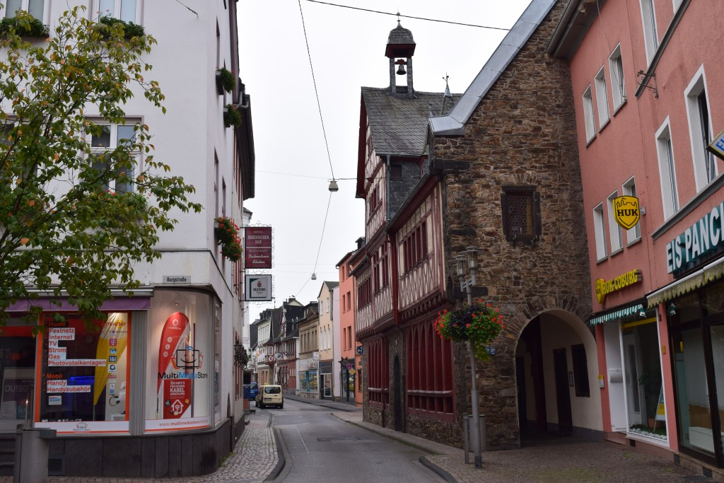 On the Road, Lahnstein, Germany