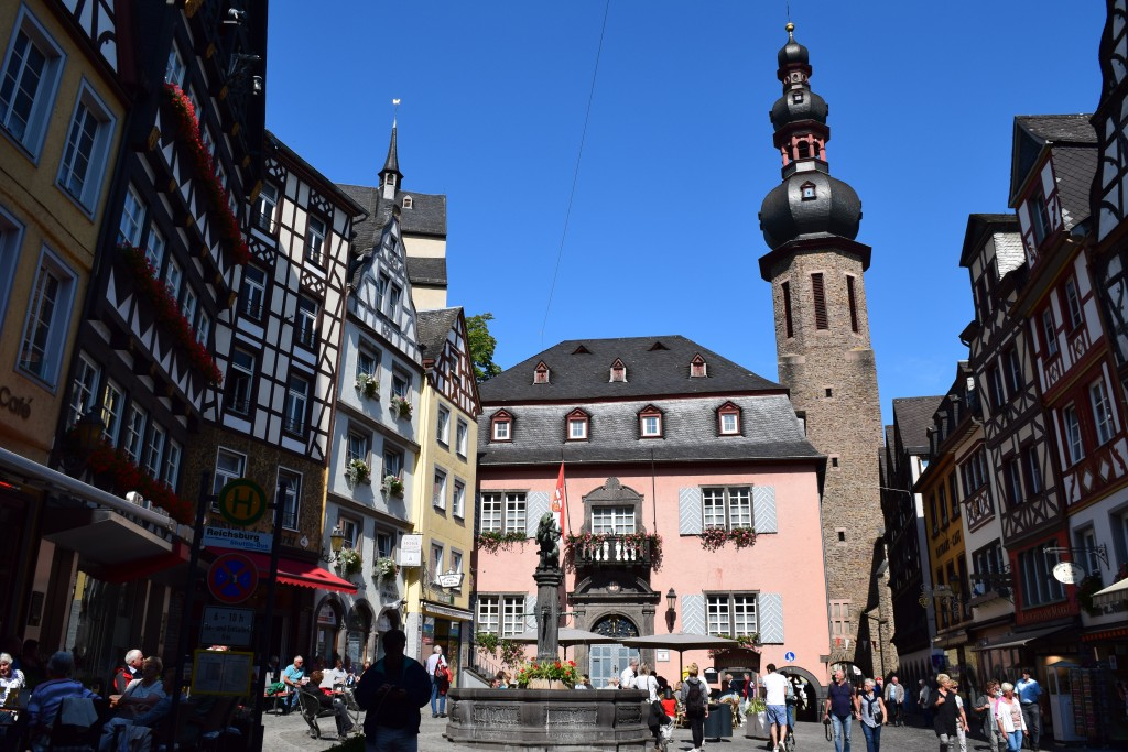 On the Road 2017, Cochem, Germany