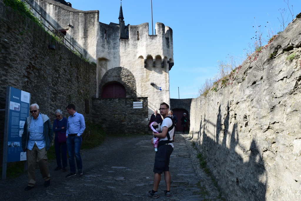 On the Road 2017, Marksburg Castle, Germany