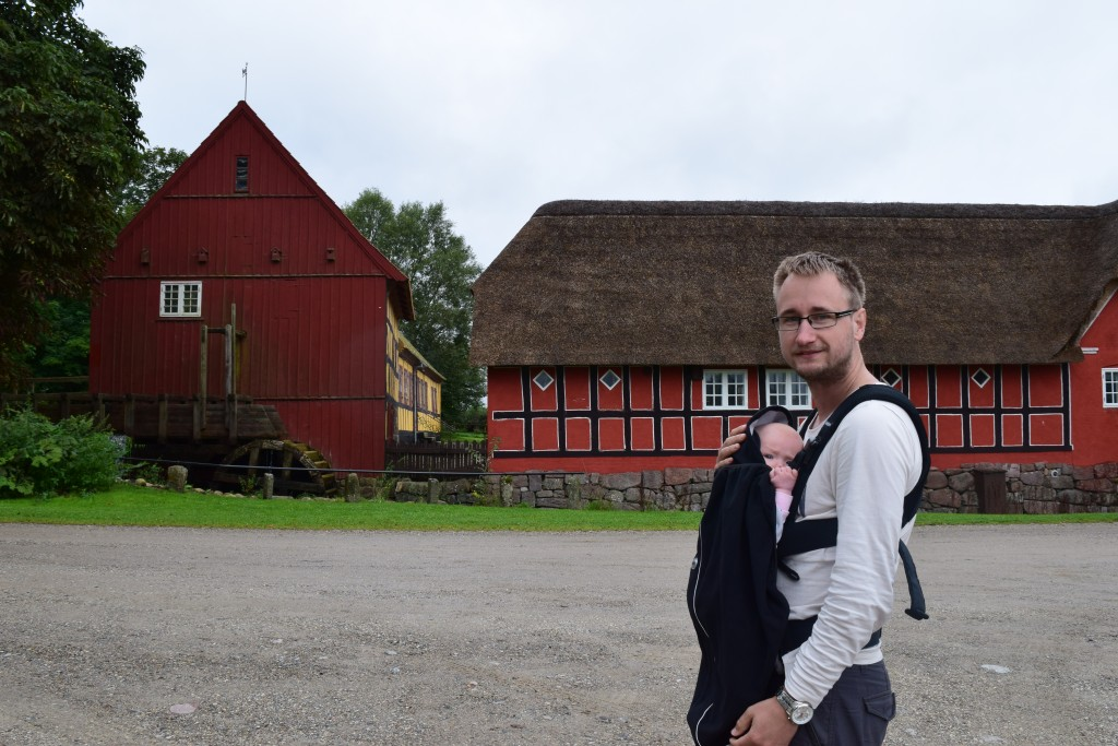 On the Road 2017, Hobro, Denmark, Viking Fortress, Fyrkat