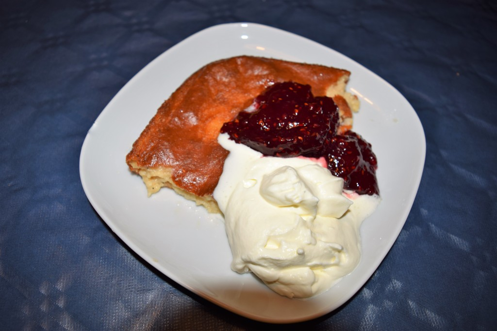 The Åland Pancake, Ålandspankaka