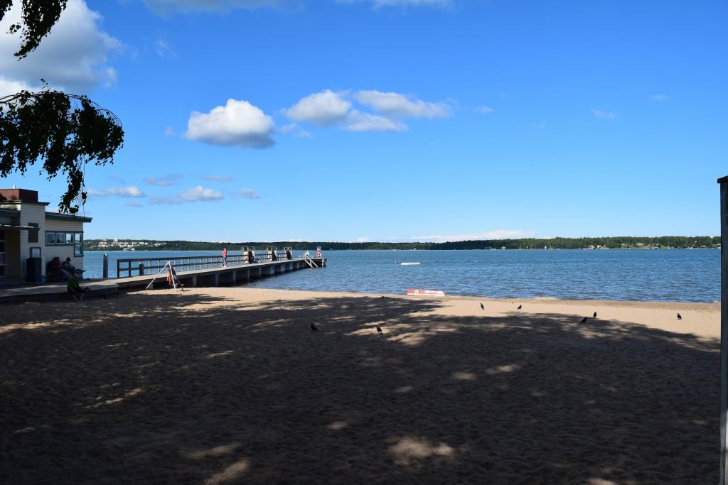 Sights on Åland, Lilla Holmen, Mariehamn