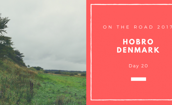 On the Road 2017, Hobro, Denmark, Viking Fortress, Fyrkat