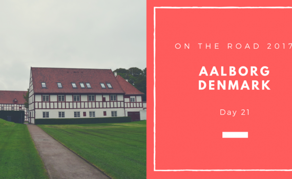 On the Road 2017, Aalborg, Denmark