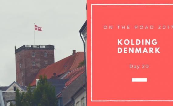 On the Road 2017, Kolding, Denmark, Danmark