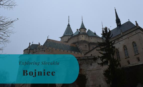 Exploring Slovakia, Bojnice, Trenčiansky kraj
