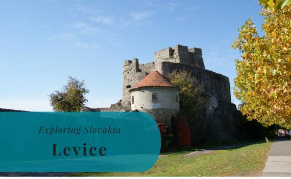 Exploring Slovakia, Levice, Nitriansky kraj