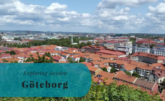 Exploring Sweden, Göteborg, Gothenburg, Västra Götaland