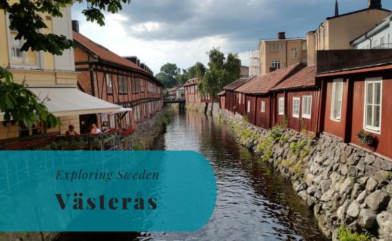 Exploring Sweden, Västerås, Västmanland